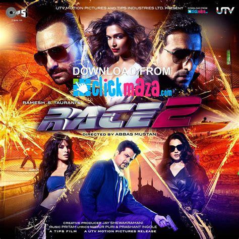 free movie music race 2 movie full audio album 1 songs free download