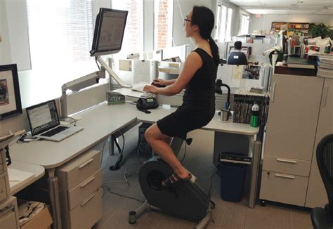 Desk Fitness by Desk Exercise Equipment Bicycledesk
