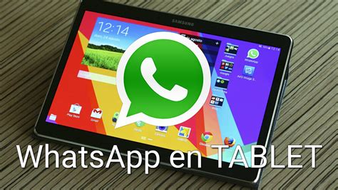 tutorial whatsapp web tablet c 243 mo usar whatsapp desde cualquier tablet android paso a