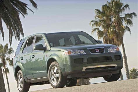 saturn vue fuel economy saturn vue green line gets lowest hybrid suv price best