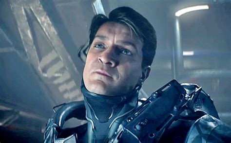 nathan fillion edward buck halo 5 opening cutscene includes nathan fillion mike