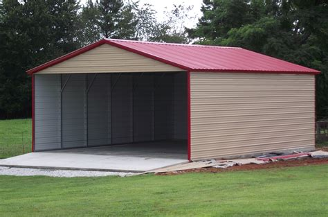A Carport Carports Carolina Nc Metal Carports Steel Carports