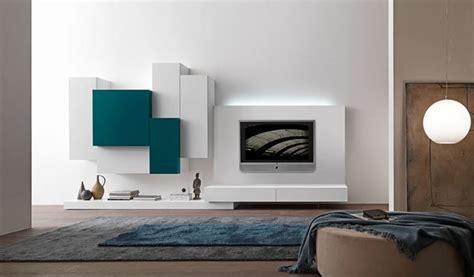 living room furniture wall units modern house