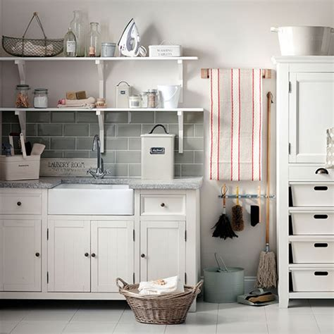 Small utility room ideas   Ideal Home