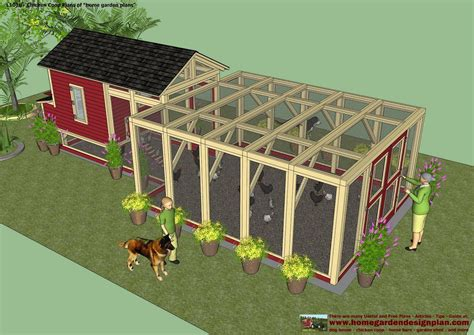 mina diy chicken coop design plans