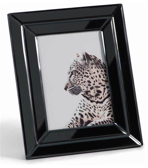 shop houzz zodax smoke beveled glass 4 quot x6 quot photo frame