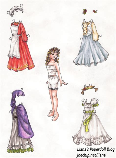 Paper Doll For - paper doll photos