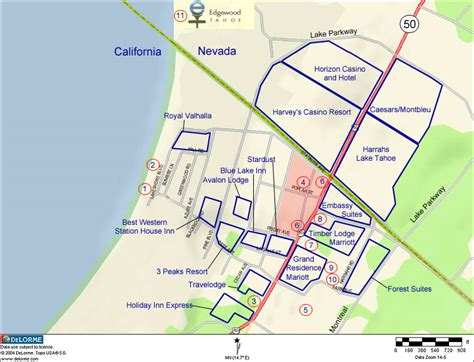 san francisco casinos map northern california casinos map map usa map images