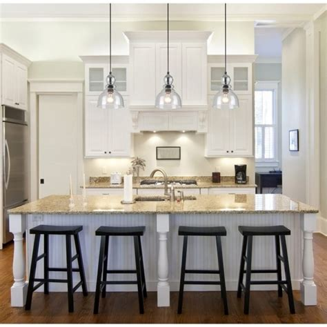 3 light kitchen island pendant lighting fixture pendant