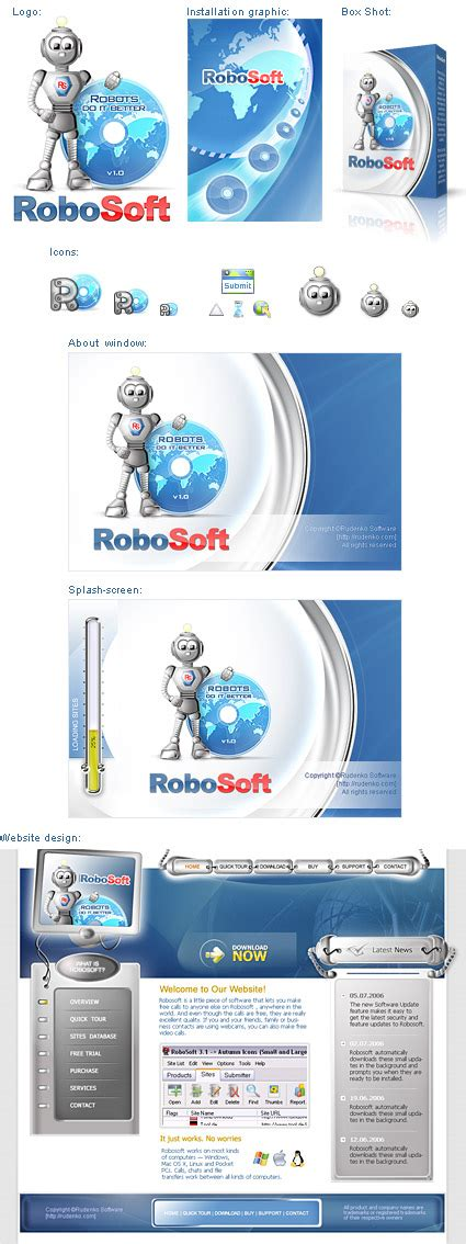lab layout design software portfolio software identity