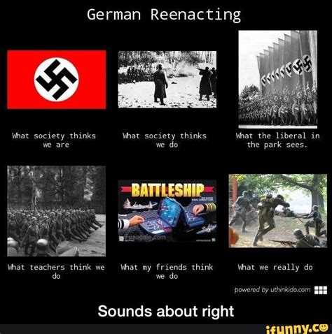 German Meme - reenacting ifunny