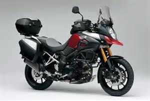 Suzuki V Strom 1000 Accessories Suzuki V Strom 1000 Zubeh 246 R 2014 Motorrad Fotos
