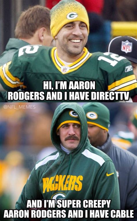 Aaron Rodgers Memes - pinterest the world s catalog of ideas