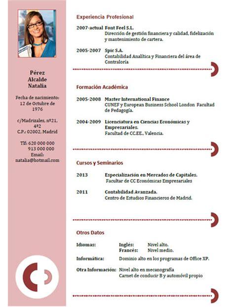 Modelo Curriculum Vitae De Secretaria Como Escribir Un Curr 237 Culum De Secretaria Ejemplos De