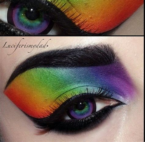 makeup tutorial queer 15 rainbow makeup ideas for lgbtq pride month 2014