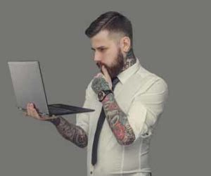 neck tattoo discrimination interesting statistics about tattoos in the workplace