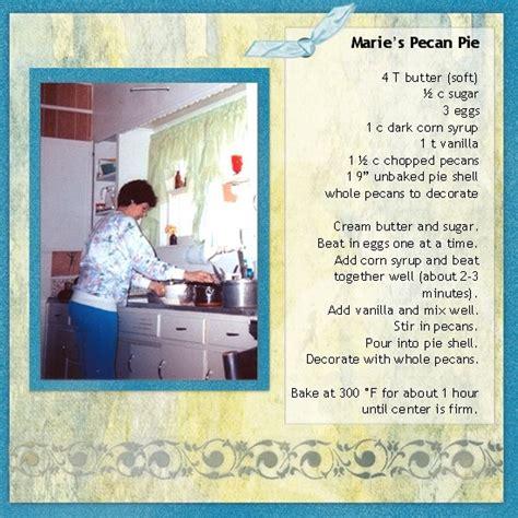 scrapbook layout idea books 17 beste afbeeldingen over scrapbook recipe pages op