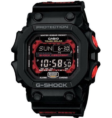 Jam Tangan G Shock Protection New Design Black Blue Kw s watches casio s g shock gx56 1a black digital sport was listed for r12 480 00