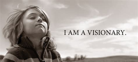 my visionary i am the great reward of the visionary