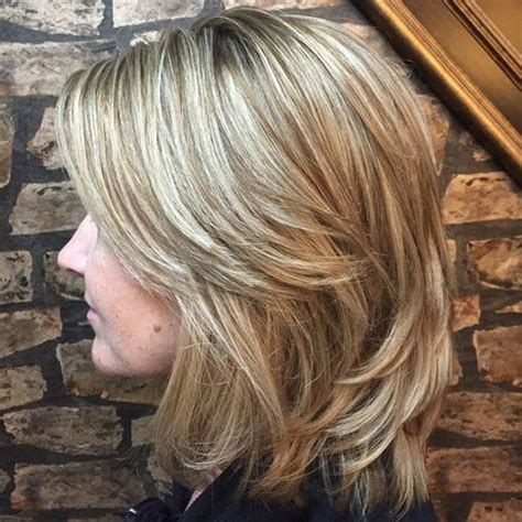 70 brightest medium length layered haircuts and hairstyles 70 brightest medium length layered haircuts and hairstyles