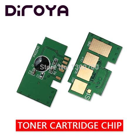 chip for samsung mlt d101s toner reset chip for samsung mlt d101s d101 d101s mlt 101 101s reset chip for samsung