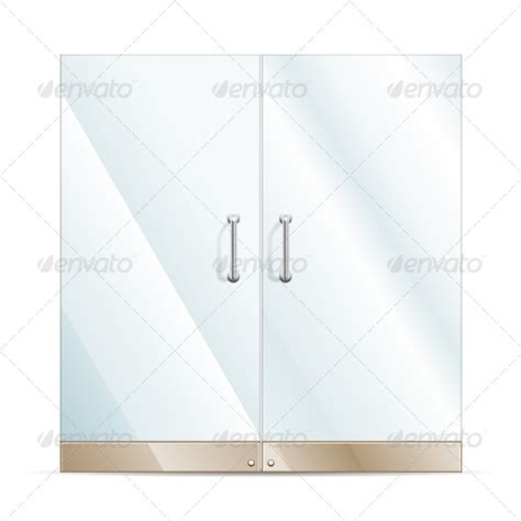 glass door graphicriver