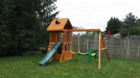 Backyard Discovery Ridgeview 17 Best Images About New Playsets On 12
