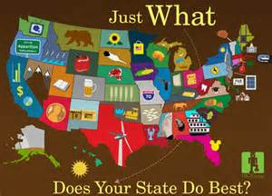 Every state is number one at something but what exactly is that asks