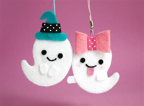 felt ghost pattern felt ghost craft with pattern kao ani com