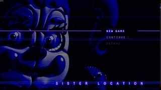 five nights at freddys sister location demo five nights at freddys 5 fnaf 5 sister location gameplay