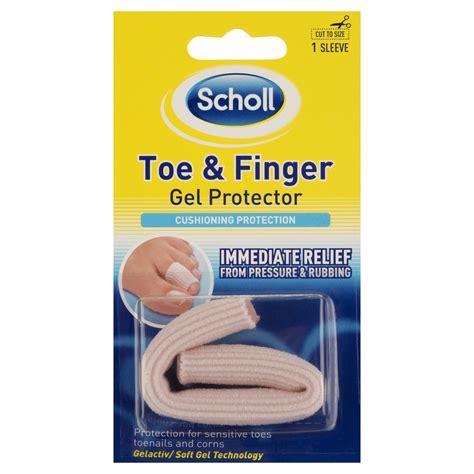 Dr Kong Bio Gel Heel Protector Diskon scholl toe and finger gel protector