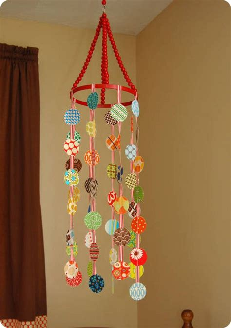 Mobile Handmade - amazing diy baby mobile projects