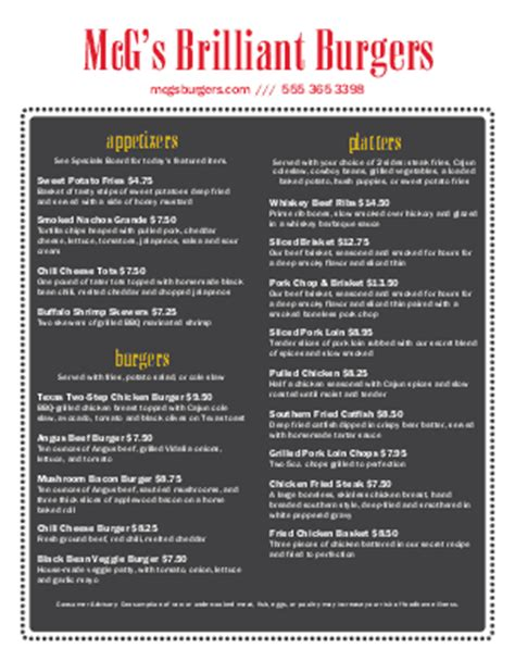 Backyard Burger Knoxville Tn Menu Customize Backyard Burger Menu