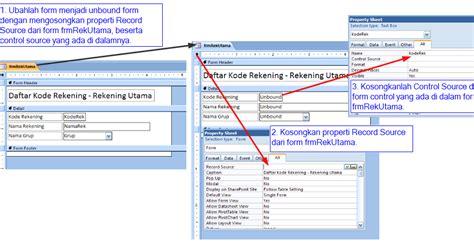 membuat database gudang dengan access contoh database menggunakan ms access viver 233 afinar o