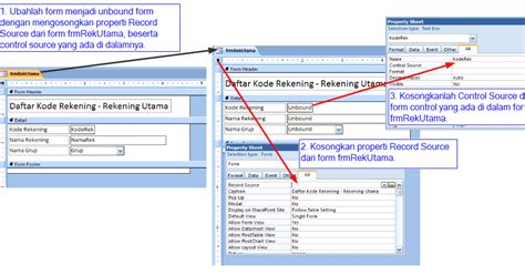 membuat database hotel menggunakan access contoh database menggunakan ms access viver 233 afinar o