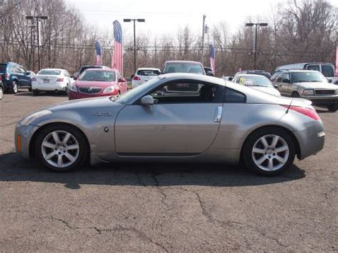 Find Used 2003 Nissan 350z Sport Coupe In Fairless Hills