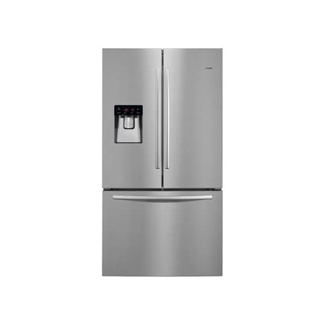 aeg s76010cmx2 a american style fridge freezer with non