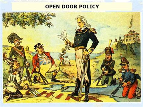 What Is Open Door Policy by Msmcdushistory2 American Imperialism Political