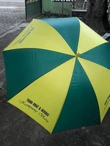 Payung Lipat 3d Model Mangkok Diameter 100 Cm Ag jual grosir payung golf kombinasi hijau kuning 087839212989