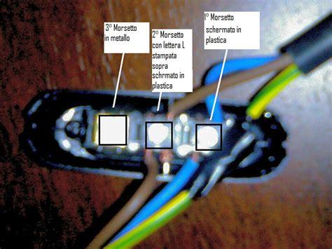 come collegare un interruttore ad una lada come collegare fili sull interruttore
