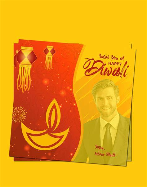 Diwali Card Templates Sparklebox by Diwali Photo Card Template