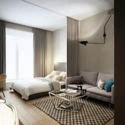 Studio Apartment Interior Design modern loft studio apartment interior design ideas with elegant