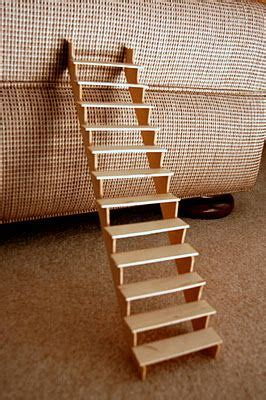 tips  stairs     popsicle sticks