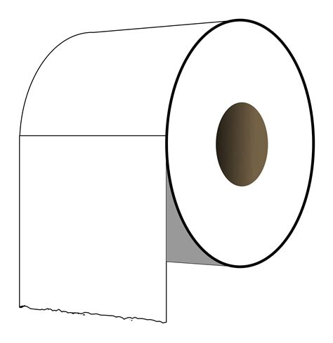 Toilet Paper - toilet clip cliparts co