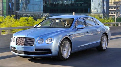hovering bentley bentley flying spur v8 s gets subtle black edition motor