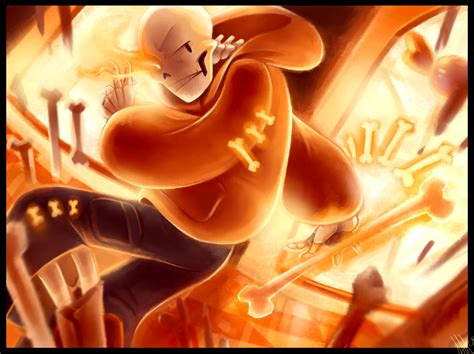 Papyrus Anger Of The Great Sphinx V 5 undertale ตอนพ เศษ killing papyrus