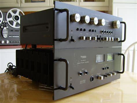 technics su p pre amplifier se p power amplifier