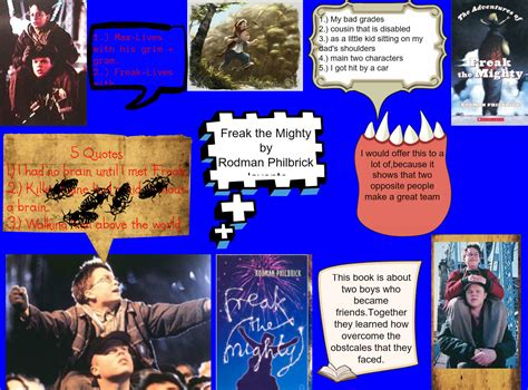 Quotes From Freak The Mighty