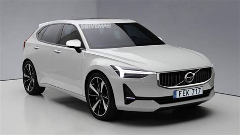 2020 Volvo S40 by All New Volvo V40 Will Most Likely Look Like This