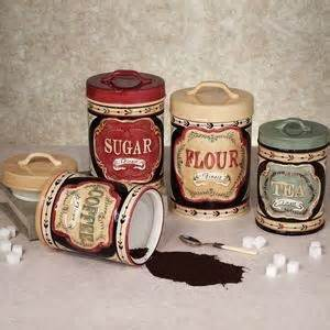 country canister sets for kitchen 117 best images about kitchen canisters on